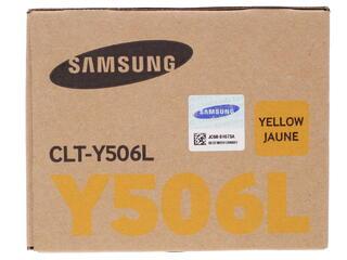 Картридж лазерный Samsung CLT-Y506L
