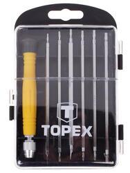 Набор отверток Topex 39D551