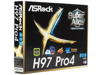Материнская плата ASRock H97 Pro4