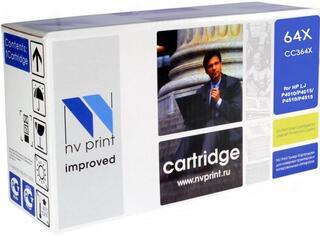 Картридж лазерный NV Print CC364X
