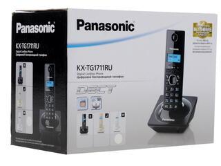 Телефон беспроводной (DECT) Panasonic KX-TG1711RUW