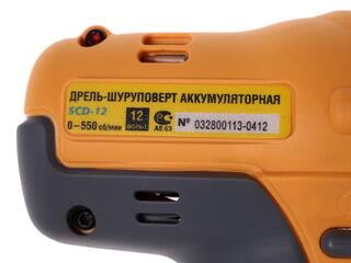 Шуруповерт STAYER SCD-12