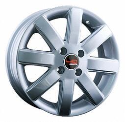Автомобильный диск Литой LegeArtis NS44 5,5x15 4/100 ET 50 DIA 60,1 Sil