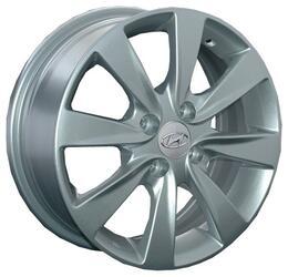 Автомобильный диск литой Replay HND74 6x15 4/114,3 ET 43 DIA 67,1 Sil