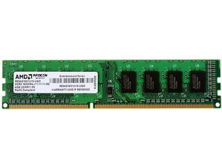 Оперативная память AMD Radeon Entertainment Series [AE/R534G1601U1S-UO/UGO] 4 ГБ
