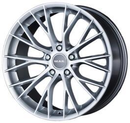 Автомобильный диск литой MAK Munchen 8x18 5/120 ET 30 DIA 72,6 Silver