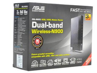 Маршрутизатор ADSL2+ Asus DSL-N66U