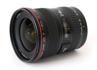 Объектив Canon EF 17-40mm F4L USM 0