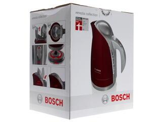 Электрочайник Bosch TWK 6008 бордовый