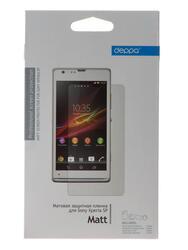 "4.6""  Пленка защитная для смартфона Sony Xperia SP"
