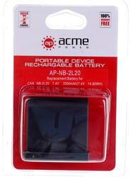 Аккумулятор AcmePower NB-2L20