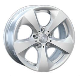 Автомобильный диск Литой Replay B107 8x17 5/120 ET 43 DIA 72,6 Sil