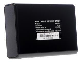 Портативный аккумулятор SVEN MP-6625 черный