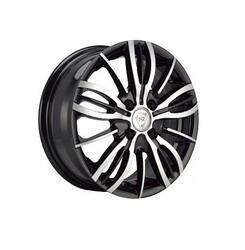 Автомобильный диск литой NZ SH675 6,5x15 4/98 ET 35 DIA 58,6 BKF