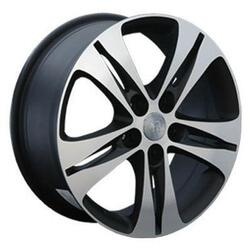 Автомобильный диск литой Replay H26 7,5x17 5/114,3 ET 55 DIA 64,1 MBF
