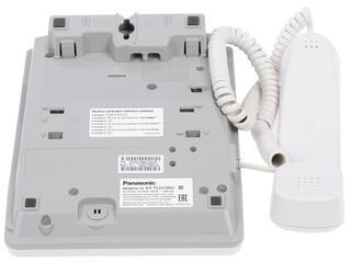 Телефон проводной Panasonic KX-TS2570RUW