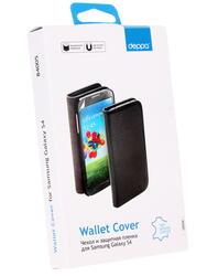 Чехол-книжка  Deppa для смартфона Samsung Galaxy S4