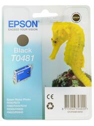 Картридж струйный Epson T0481