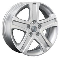 Автомобильный диск литой Replay SZ5 6,5x17 5/114,3 ET 41 DIA 57,1 Sil