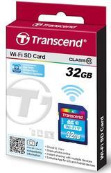Карта памяти Transcend TS32GWSDHC10 SDHC 32 Гб