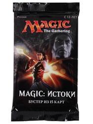 Бустер для игры Magic the Gathering: Истоки - Бустер