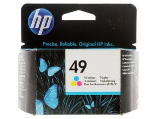Картридж струйный HP 49 (51649AE)