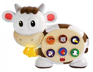 Интерактивная игрушка Learning Journey Корова веселая