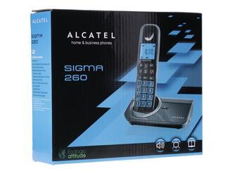 Телефон беспроводной (DECT) Alcatel Sigma 260