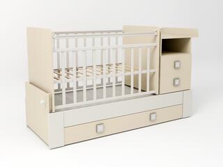 Кроватка-трансформер СКВ-8 830039-1