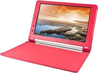 Чехол-книжка для планшета Lenovo Yoga Tablet 10 B8000, Lenovo Yoga Tablet 10 B8080 красный