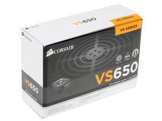Блок питания Corsair VS 650W [CP-9020051-EU]