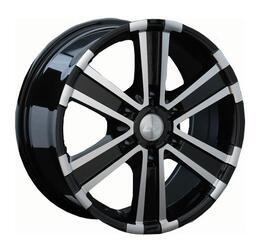 Автомобильный диск Литой LS 132 7,5x17 6/139,7 ET 25 DIA 106,1 MBF