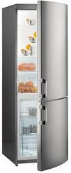 Холодильник Gorenje NRK 61801 X Серебристый