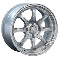 Автомобильный диск Литой LS 144 6,5x15 4/100 ET 40 DIA 73,1 SF