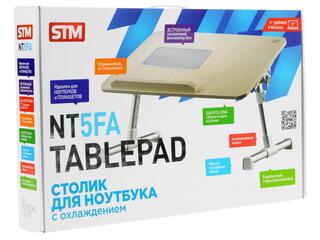 Столик для ноутбука с охлаждением STM NT5FA
