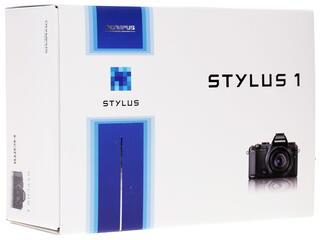 Компактная камера Olympus STYLUS-1 черный