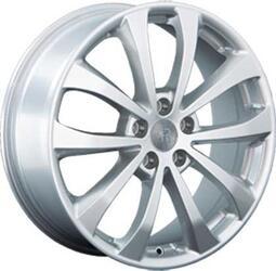 Автомобильный диск Литой Replay FD31 7,5x18 5/108 ET 52,5 DIA 63,3 Sil
