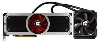 Видеокарта PowerColor AMD Radeon R9 295X2 [AXR9 295X2 8GBD5-M4D]