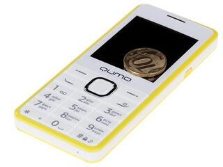 Сотовый телефон QUMO Push 242 белый