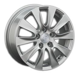 Автомобильный диск Литой Replay H17 6,5x16 5/114,3 ET 45 DIA 64,1 Sil