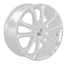 Автомобильный диск литой Replay A71 6,5x16 5/112 ET 33 DIA 57,1 White