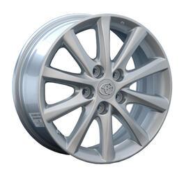 Автомобильный диск Литой Replay TY58 6,5x16 5/114,3 ET 45 DIA 60,1 Sil