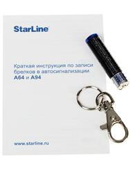 Брелок для сигнализации Starline А64