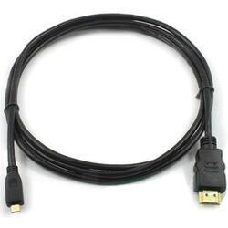Кабель HDMI-microHDMI 1.8 м Greenconnect GC-HMAD01