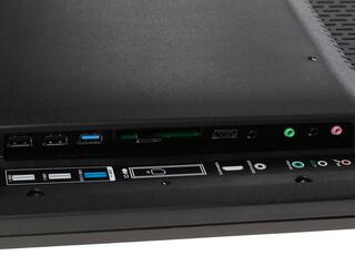 "42"" (106 см)  LED-телевизор DEXP U42B9000K черный"
