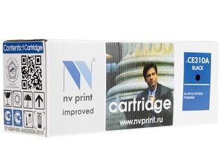 Картридж лазерный NV Print CE310A