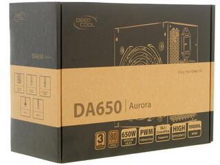 Блок питания Deepcool DA 650W [DA650]
