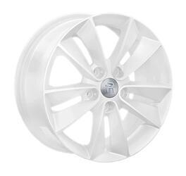 Автомобильный диск литой Replay RN14 6,5x15 5/114,3 ET 43 DIA 66,1 White