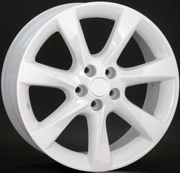 Автомобильный диск литой LegeArtis LX42 7,5x19 5/114,3 ET 35 DIA 60,1 White