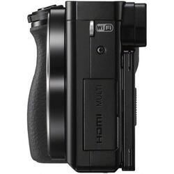 Камера со сменной оптикой Sony  Alpha ILCE-6000B Body
